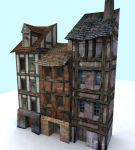 A medium sized residence